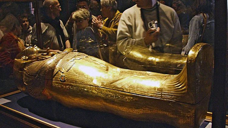Enigma de 'la cámara secreta de Tutankamón' es revelado