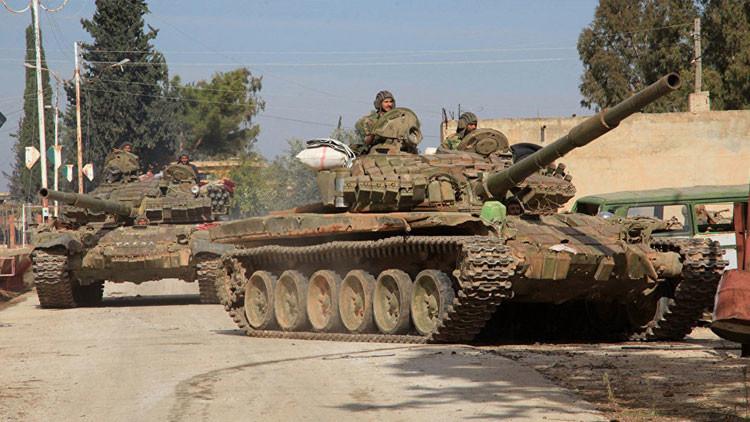 Estado Islámico a la fuga: el Ejército sirio avanza en el este de Alepo