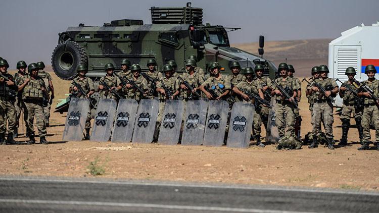 Agenda oculta: ¿Por qué EE.UU. quiere que Turquía envíe tropas a su frontera con Siria?