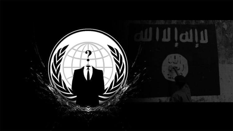 """""""Vergonzoso"""": Anonymous acusa a Silicon Valley de proteger las redes del Estado Islámico"""