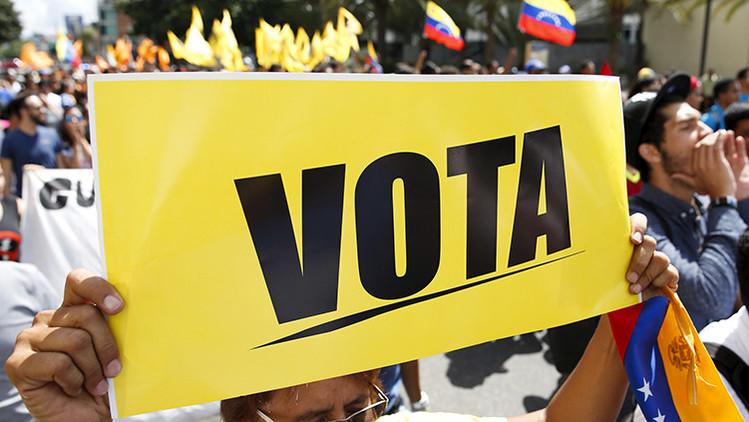 """Rusia: """"Crece la campaña informativa desde el exterior para afectar las elecciones en Venezuela"""""""