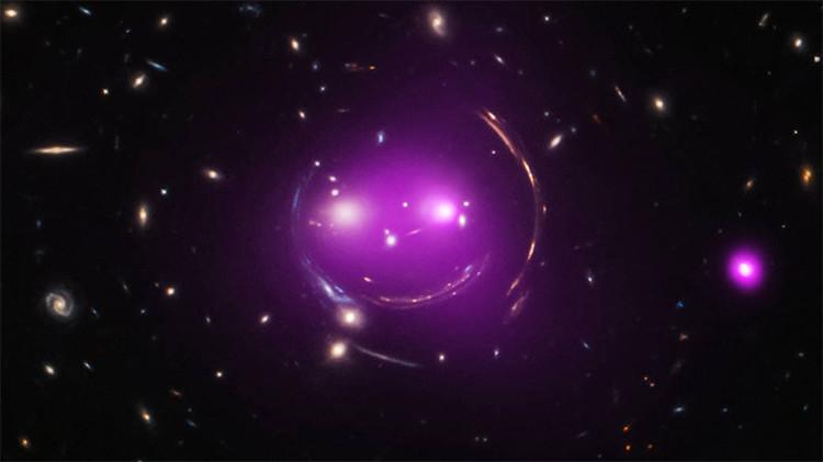 Científicos de la NASA encuentran al 'gato de Cheshire' en el espacio