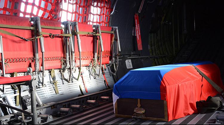 """Rusia, sobre la muerte del piloto: """"Quienes planearon y realizaron la traición serán castigados"""""""