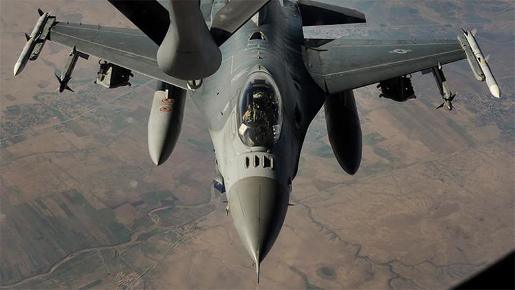 EE.UU. despliega combatientes extranjeros para evitar el movimiento de terroristas