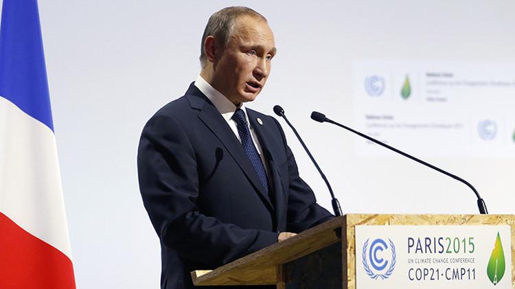 """Putin: """"Todos están de acuerdo que no había necesidad de derribar el Su-24"""""""
