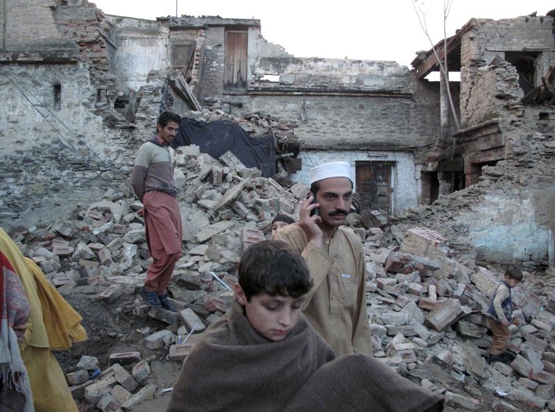 Los estragos del potente terremoto en Hindú Kush