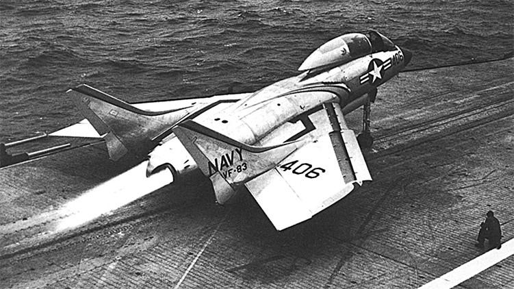 VF-83 F7U-3M