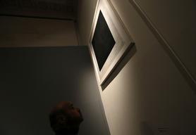 La exibición 'Kazimir Malevich' en San Petersburgo, 2013/Reuters/Alexander Demianchuk