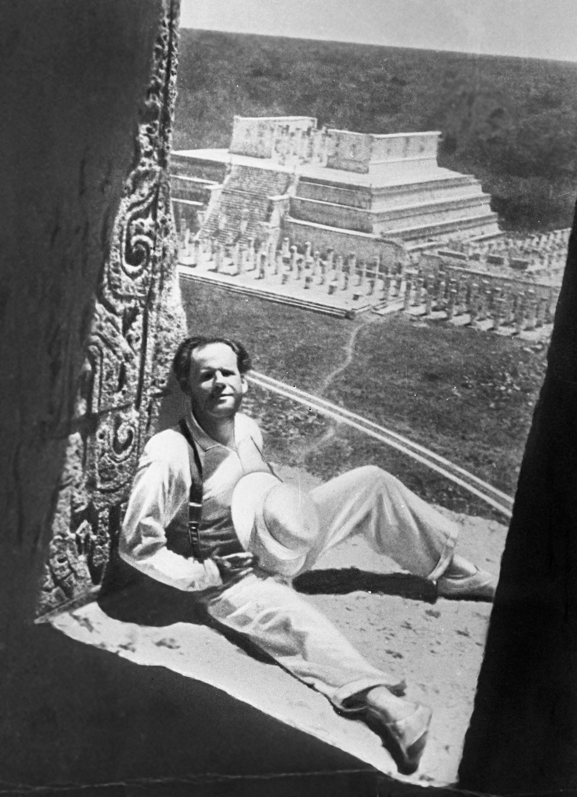 Serguéi Eisenstein en México