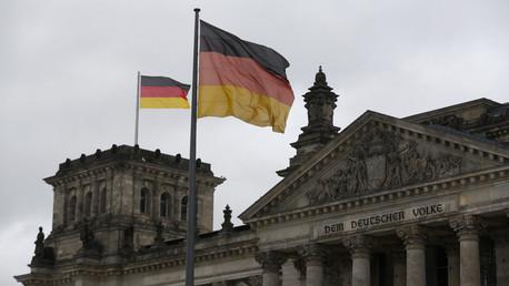 Edificio del Reichstag, Berlín, Alemania