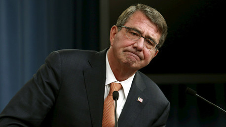 El secretario de Defensa de EE.UU., Ashton Carter.