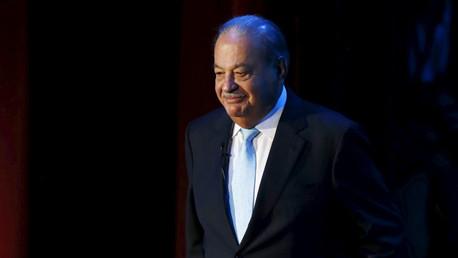 Magnate mexicano Carlos Slim