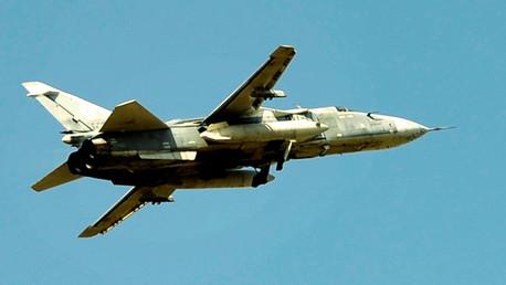 Avión de ataque supersónico Sukhoi Su-24