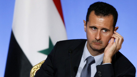 Presidente de Siria, Bashar al Assad