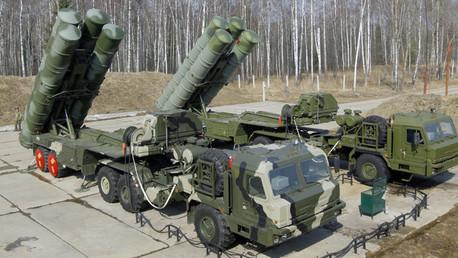 El sistema antiaéreo S-400