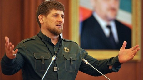 Ramzán Kadýrov