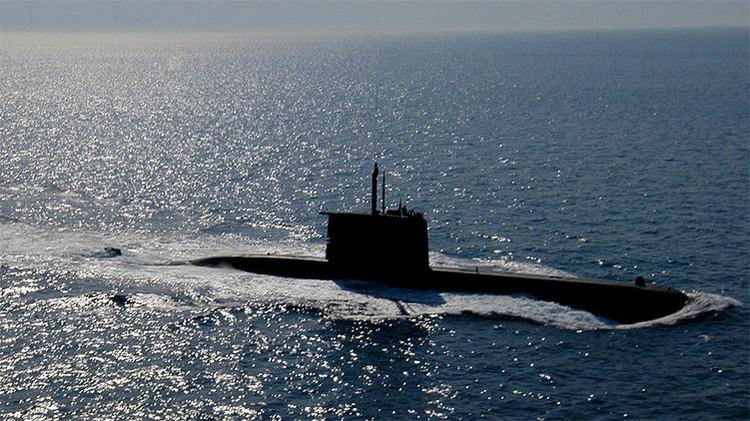 Un buque de la Armada de Rusia se topa con un submarino turco