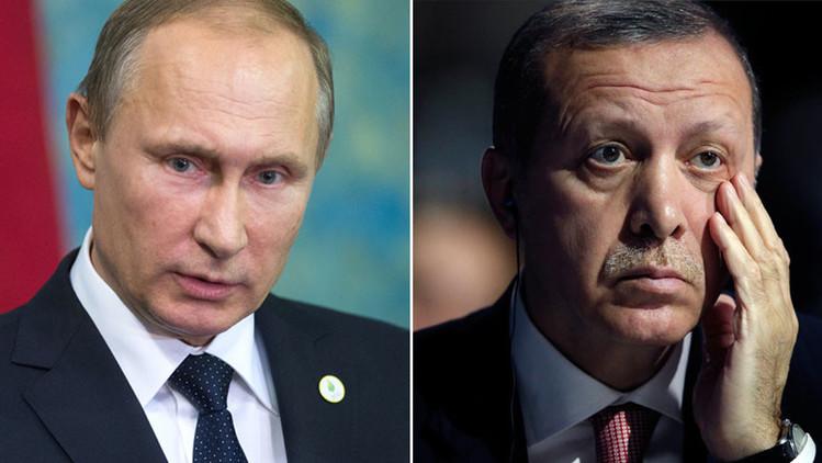 ¿Dimitirá Erdogan? Rusia tiene datos de la venta ilegal de petróleo del EI a Turquía