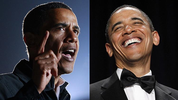 Toda la contradicción de la política de Obama en 8 tarjetas animadas
