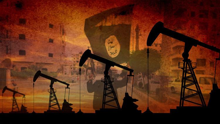 Pruebas científicas: cómo Turquía exporta al mundo el crudo del EI