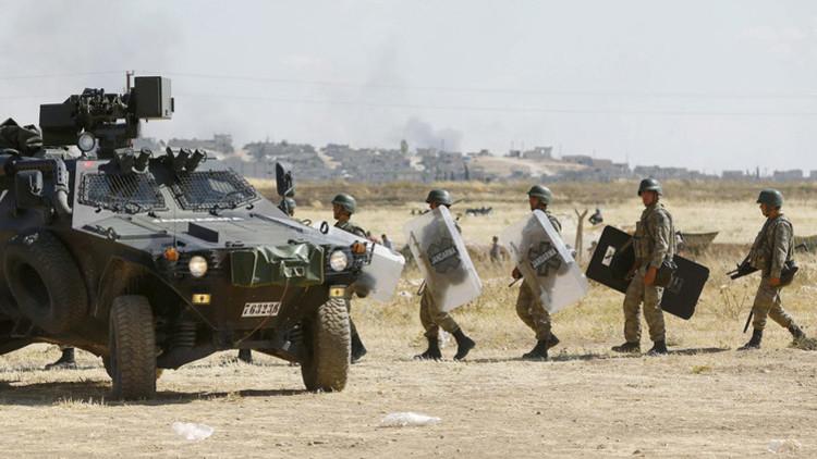 """EE.UU. cree que la mayoría de las operaciones de Turquía """"no se dirigen contra el Estado Islámico"""""""