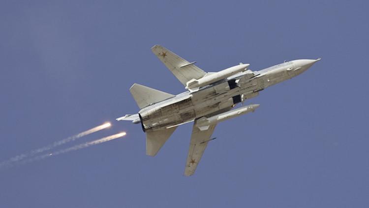 """Grecia: """"Si el Su-24 no hubiera sido derribado en Siria, la OTAN habría intervenido"""""""