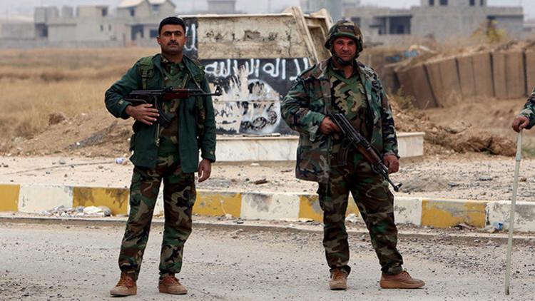 Irak sospecha que EE.UU. colabora con el Estado Islámico