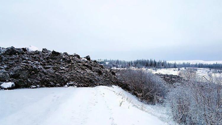 'Deslizamiento de diamantes' se produce en Siberia