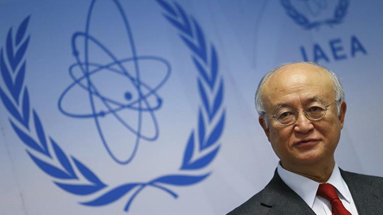 La OIEA no ha hallado pruebas de que Irán trabaje en la bomba nuclear desde 2009