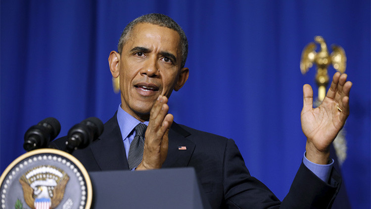 Obama: La frecuencia de los tiroteos masivos en EE.UU. no tiene parangón en el mundo