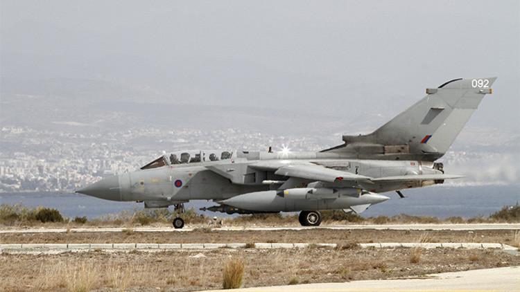 Aviones de Reino Unido se dirigen a Siria para bombardear al Estado Islámico