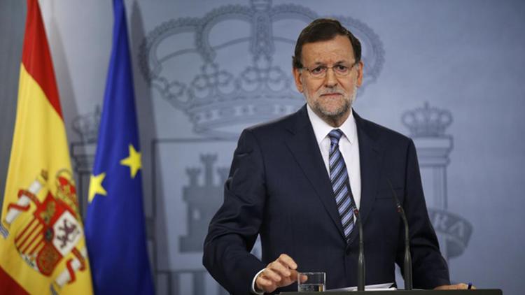 Rajoy, el vecino y el alcalde: el presidente español se vuelve a liar durante un mitin (video)