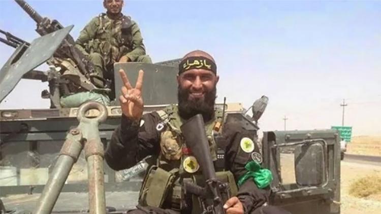 Surge el 'Rambo de Bagdad' para hacer frente al 'Bulldozer' del Estado Islámico