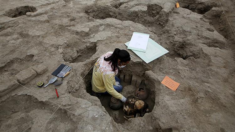 Arqueólogos mexicanos hallan una calle por la que pudo haber pasado Jesucristo