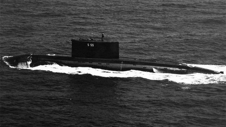 Desclasificado: Un submarino indio de origen ruso 'hunde' a un sumergible nuclear de EE.UU.