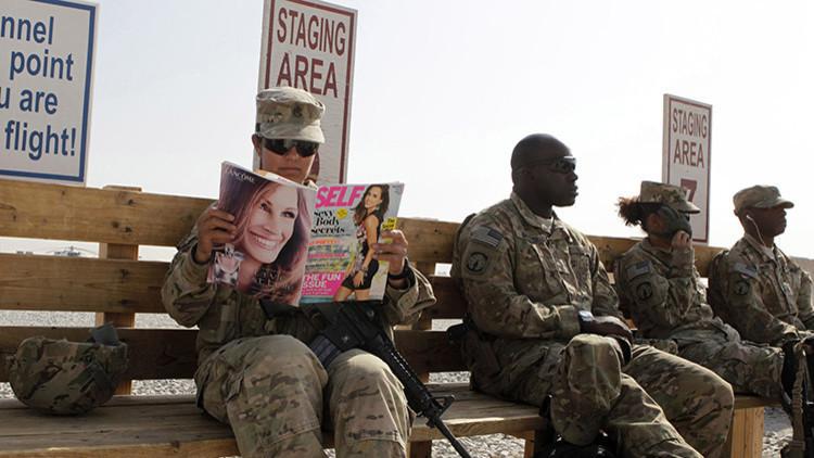 Decisión histórica: el Pentágono abre a las mujeres todas las posiciones en las unidades de combate