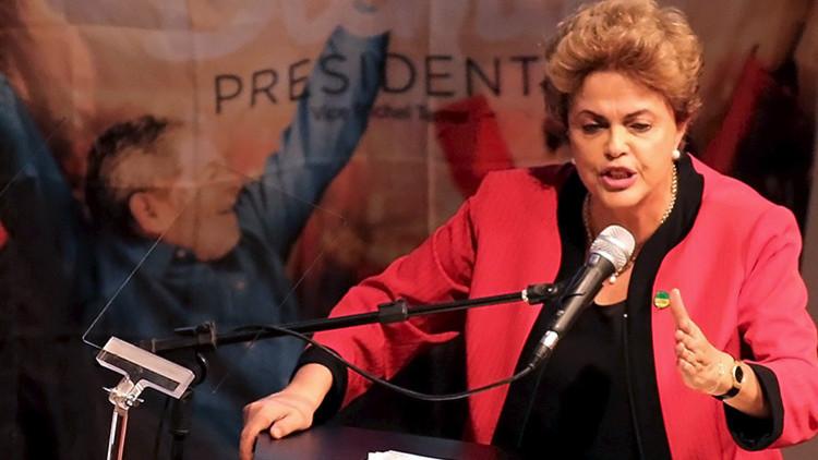 """Proceso para la destitución de Rousseff: ¿Justicia o """"golpe democrático a la paraguaya""""?"""