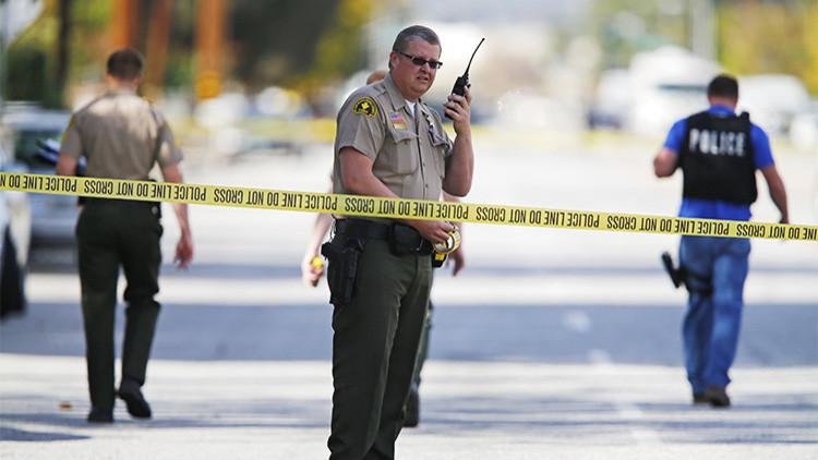 Video: Una enfermera graba el asalto policial del centro atacado en San Bernardino