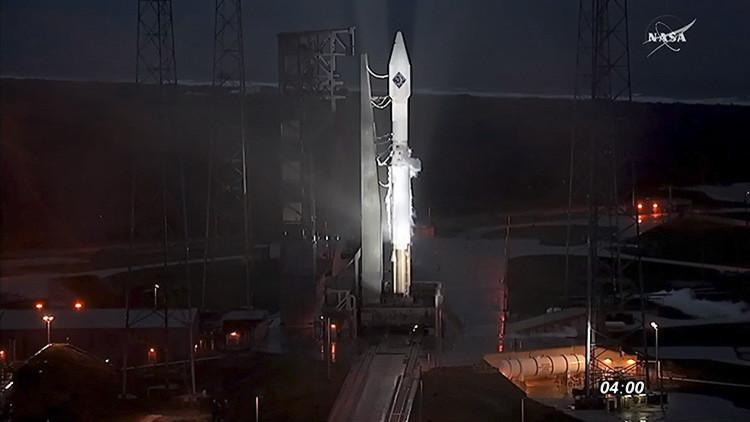 La NASA pospone su misión de reabastecimiento a la EEI