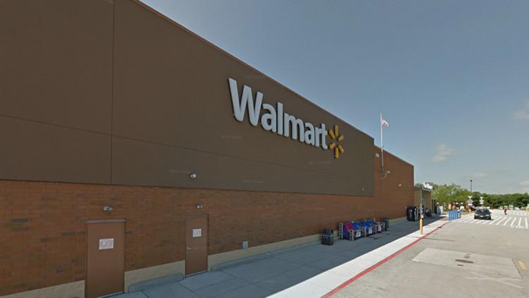 EE.UU.: Hombre armado abre fuego en un Wal-Mart