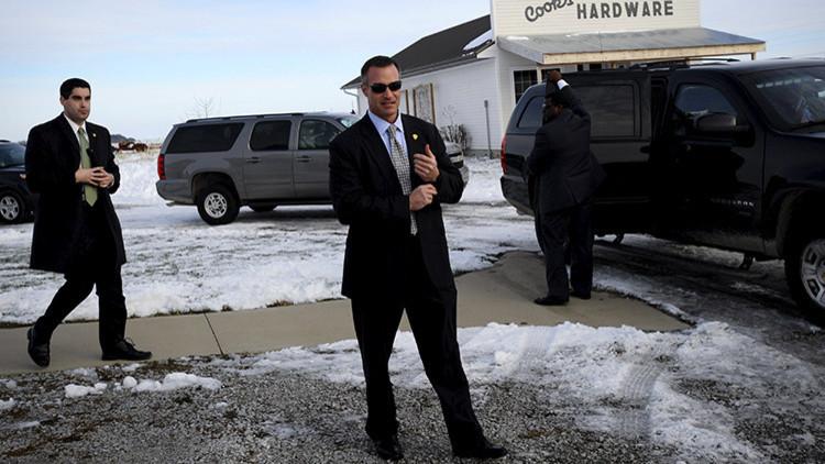 Agentes del Servicio Secreto de EE.UU.