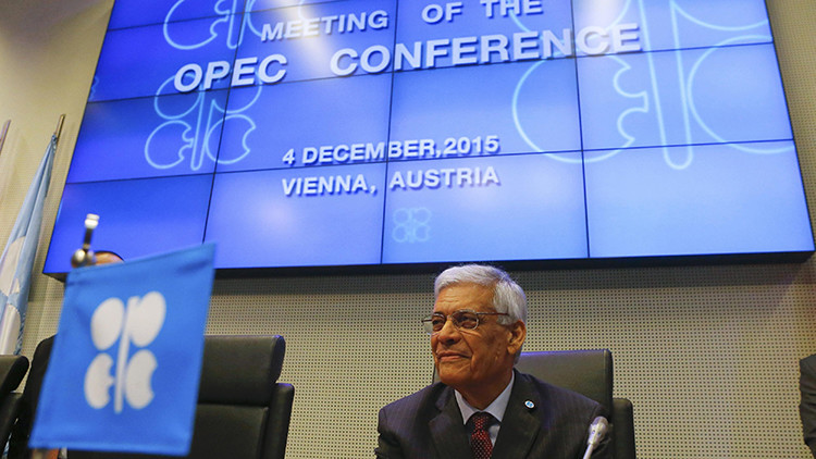 La OPEP mantiene su cuota de producción a pesar de la crisis petrolera