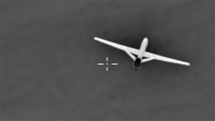 Militares rusos registran un brusco incremento de vuelos de drones de la coalición en Siria