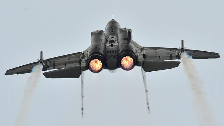 La navegación de los cazas rusos MiG-35 se blinda ante las interferencias