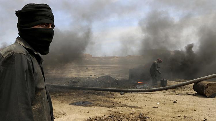 La Inteligencia iraní hará públicas las rutas de tráfico de crudo del Estado Islámico a Turquía