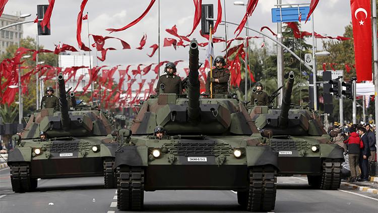 """Erdogan: """"Turquía establecerá una base en Catar"""""""