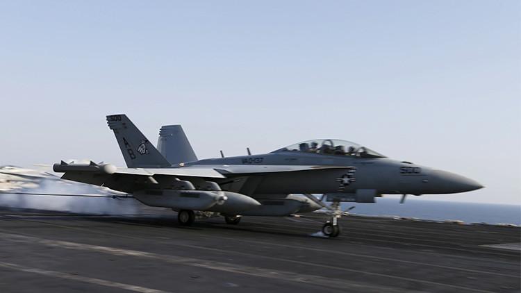 El nuevo plan de la Armada de EE.UU. va dirigido contra el sistema ruso antiaéreo S-400 Triumf
