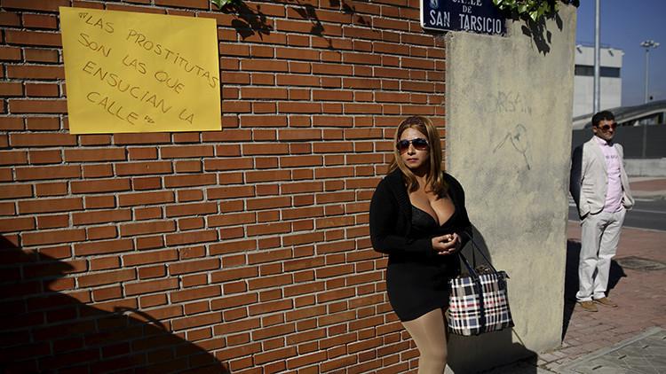 ¿Prostitutas o monjas? Cómo un equipo de religiosas rescata a esclavas sexuales