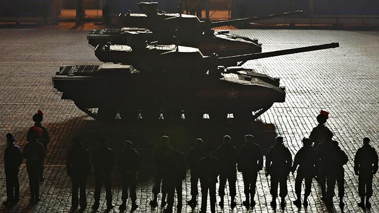 El destructor de tanques Jrizantema contra el Armata: ¿Quién ganaría este duelo de titanes? (video)