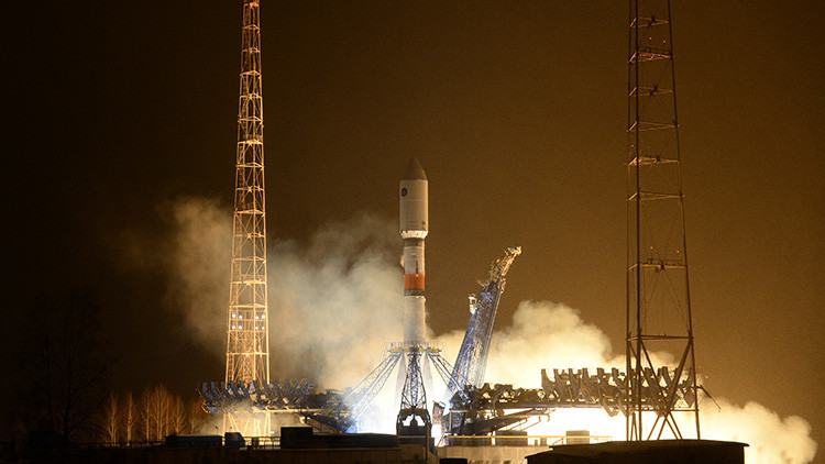 Rusia lanza el cohete Soyuz-2.1V con dos satélites militares